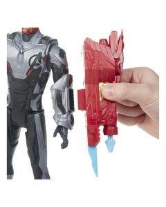 Boneco Homem de Ferro Vingadores Power FX 2.0 Hasbro - E3298
