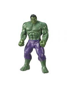 Boneco Hulk Figura Olympus Hasbro - E5555 - Verde
