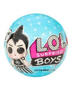 Boneco Lol Surprise Boys 8 Modelos Candide - 8926