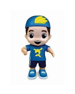 Boneco Luccas Neto 45cm Mimo - 1000 - Azul