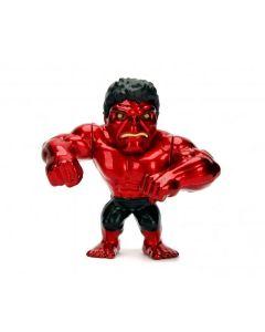 Boneco Marvel Metal 10cm 3899 DTC - Hulk