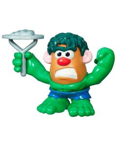 Boneco Batata Mr. Potato Head Super Hero Hasbro - Hulk