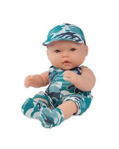 Boneco Neneco Super Toys - 379 - Azul
