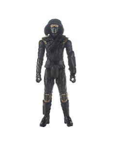 Boneco Ronin Vingadores Titan Hero 2.0 E3922 Hasbro - Preto