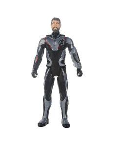 Boneco Thor Vingadores Titan Hero 2.0 E3921 Hasbro - Preto