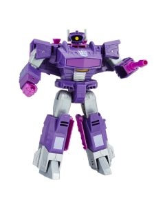 Boneco Transformers Cyber B0785 Hasbro - Shockwave