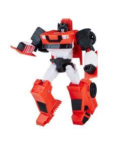 Boneco Transformers Cyber B0785 Hasbro - Sideswipe