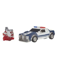 Boneco Transformers Energon Igniters Nitro Hasbro -  Barricade