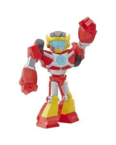 Boneco Transformers Mega Mighties E4131 Hasbro - Hot Shot