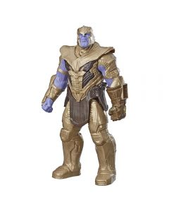 Boneco Thanos Vingadores Titan Hero Deluxe Hasbro - E4018