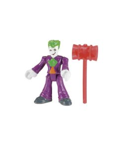 Boneco Imaginext DC Comics DPF00 Fisher-Price - Coringa