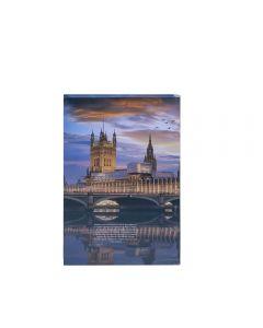 Book Box M Bw Quadros - Londres