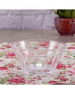 Bowl  de Vidro 12,5cmx6cm Coliseu - Transparente