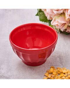 Bowl em Cerâmica 570ml - Vermelho