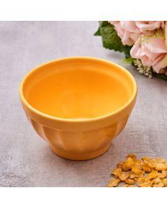Bowl em Cerâmica 570ml - Mostarda
