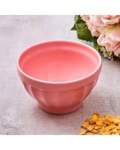 Bowl em Cerâmica 570ml - Rosa