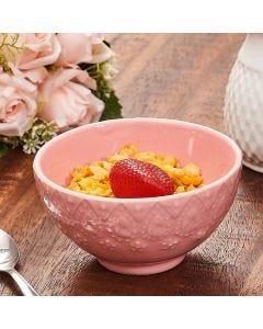 Bowl Palm Bombaim Scalla - Rosa