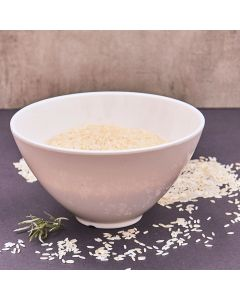 Bowl para Arroz Oval 600ml Havan - Branco