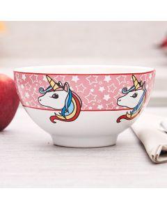 Bowl para Cereal Scalla - Unicornio