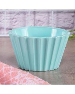 Bowl Plástico 200ml Solecasa - Azul