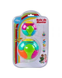 Brinquedo Bola De Montar E Desmontar - HBR0158