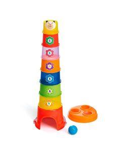 Brinquedo de Encaixe Baldinho Maluco Colorido Calesita - DIVERSOS