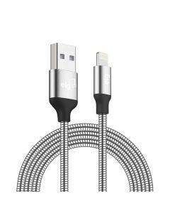 Cabo Micro USB 1M Inox ELG INX810SL - Prata