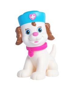 Cachorro Esquadrão Pet Super Toys - 306 - Enfermeira