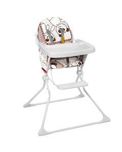 Cadeira Alta para Refeição Standard II Galzerano - Panda