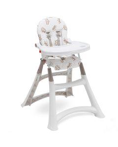 Cadeira Alta para Refeição Premium Galzerano - Real