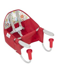 Cadeira de Bebê refeição para Mesa Fit - Vermelho