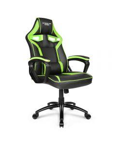 Cadeira Gamer Raptor ELG - Preto e Verde