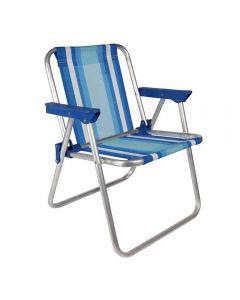 Cadeira Infantil Alta Alumínio Mor - 002557