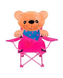 Cadeira Infantil Ursinhos Dobrável Mor - 2090