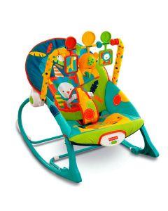 Cadeira Minha Infância Crescendo Comigo Fisher-Price - VERDE