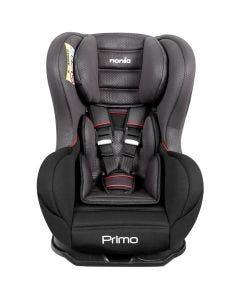 Cadeira Para Carro 0 A 25Kg Primo Luxe - Cinza