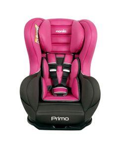 Cadeira para Carro 0 a 25kg Primo Luxe - Framboesa