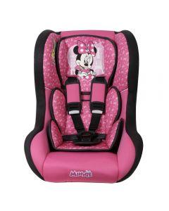 Cadeira Para Carro 0 A 25Kg Trio Minnie Paris - Rosa