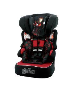 Cadeira Para Carro 9 à 36 Kg Homem De Ferro - Vermelho