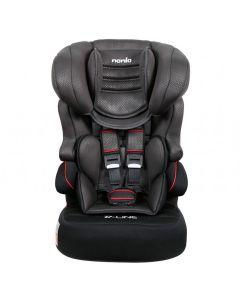 Cadeira para Carro 9 a 36Kg Beline Luxe Nania - Cinza