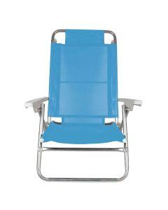 Cadeira Reclinável Summer Fashion 2115 Mor - Sortido