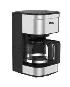 Cafeteira Arno com Filtro Preferita Inox CFPF