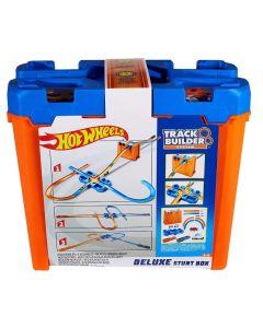 Caixa De Manobras Pista Track Builder Hot Wheels Mattel - GGP9