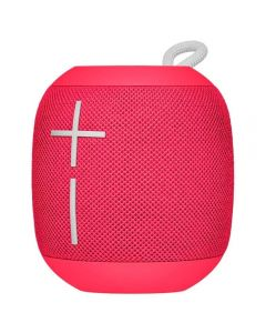 Caixa De Som Bluetooth Wonderboom Logitech - Rosa