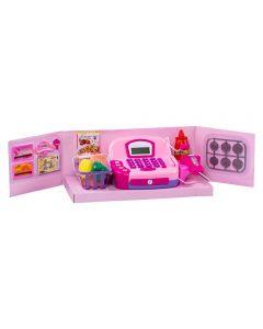 Caixa Hbr0050 Registradora  - Rosa