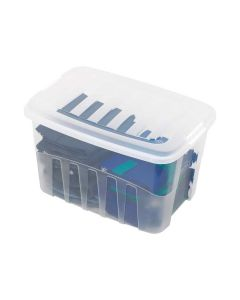 Caixa Organizadora Gran Box Alta 29 litros Plasútil - DIVERSOS