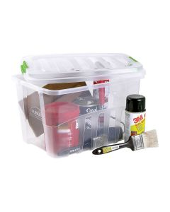 Caixa Organizadora Gran Box Alta 56 litros - Plasútil - DIVERSOS