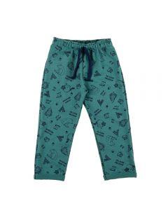Calça de 1 a 3 Anos Ícones Rovitex Kids Verde