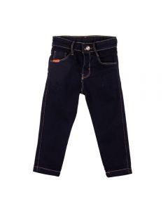 Calça de 1 a 3 Anos Jeans Amaciada Yoyo Kids Azul