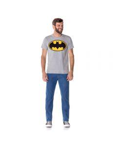 Calça Jeans Masculina Tradicional com Bolso Marc Alain Blue
